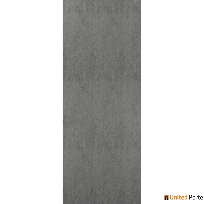 Planum 0010 Concrete Sturdy Barn Door Slab | Modern Solid Panel Interior Barn Doors